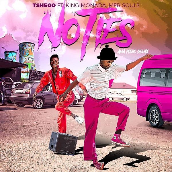 Tshego No Ties (Amapiano Remix)